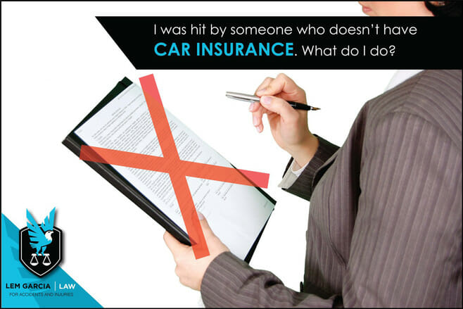 i-was-hit-by-someone-who-doesn't-have-car-insurance-what-do-i-do
