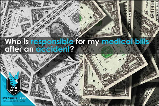 who-is-responsible-for-med-bills-after-accident