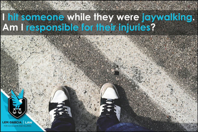hit-someone-while-they-jaywalking-am-i-responsible