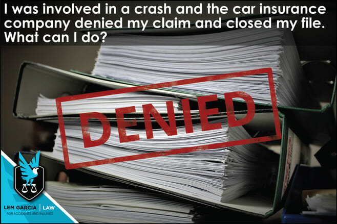 insurance-denied-claim-and-closed-file