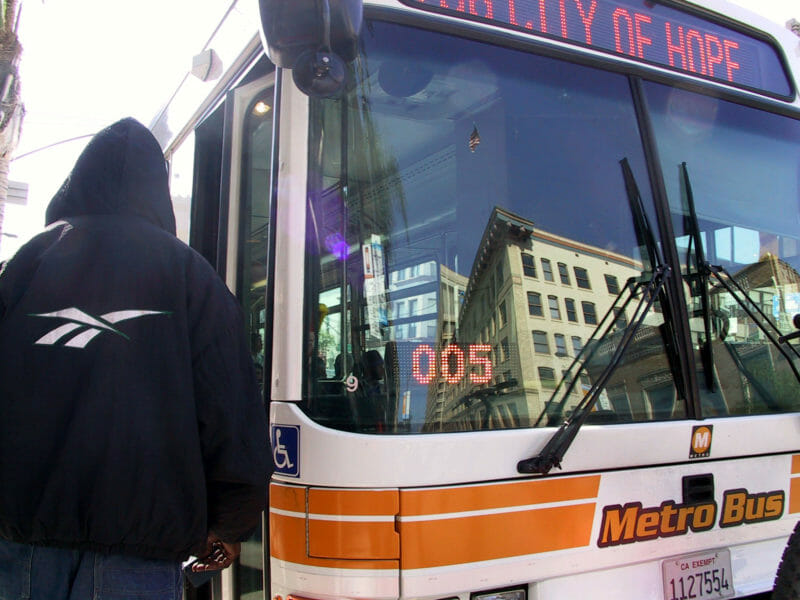 Bus passengers are owed a high degree of care and may be entitled to compensation if they are injured while riding the bus.