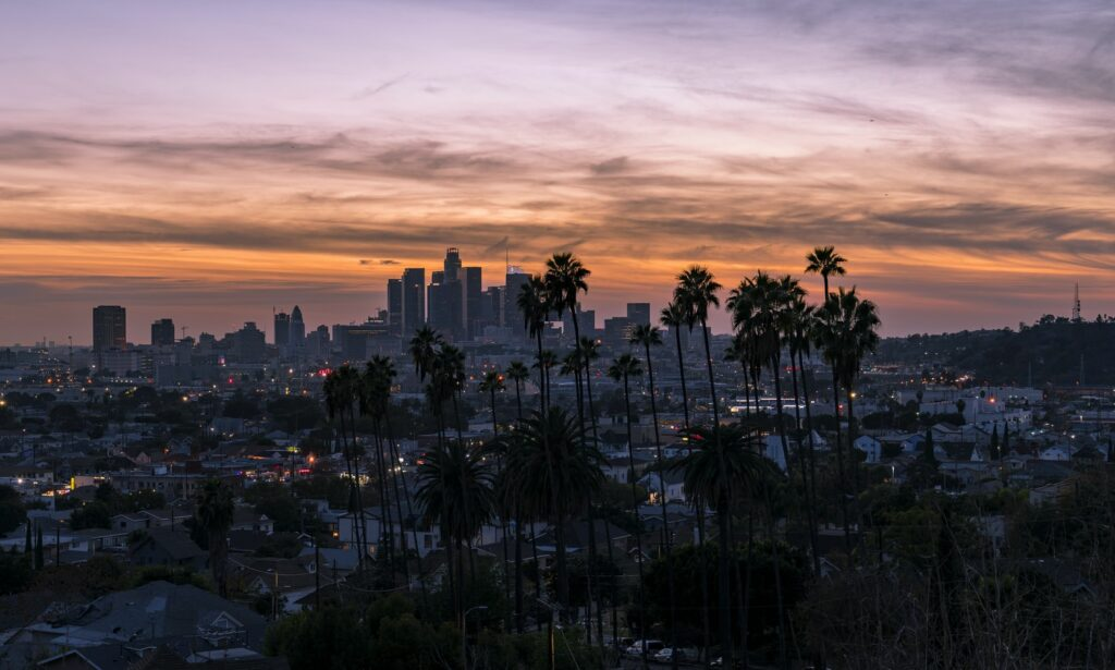 photo-of-los-angeles-skyline